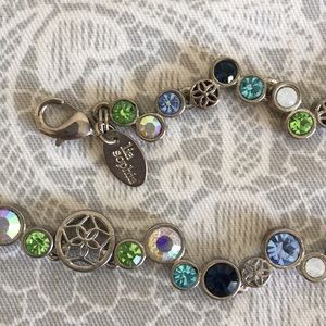 Lia Sophia multicolor necklace